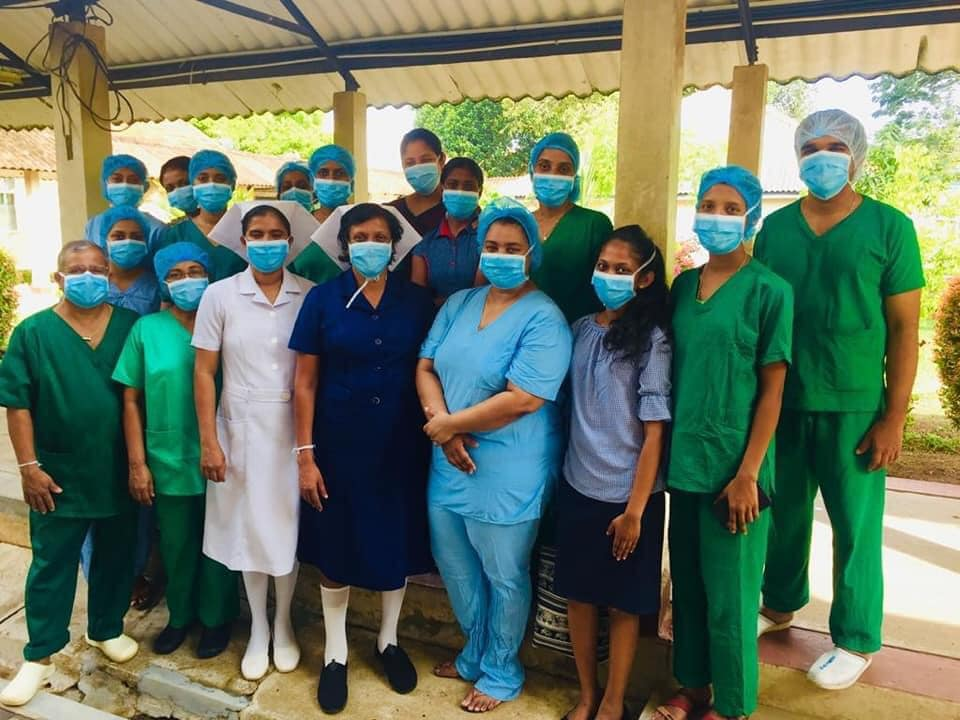 National hospital nursing team